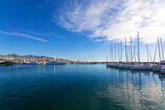 Yachting in Greece Royalty Free Stock Photos