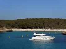 Yachting in Majorca Royalty Free Stock Photos