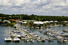 Yachting Marina Stock Photos