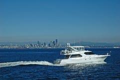Yachting Paradies Lizenzfreies Stockbild