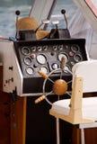 Yachtinnenraum Lizenzfreies Stockbild