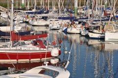 Yachtklubba Royaltyfri Bild