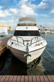 Yachtklubba Royaltyfria Bilder