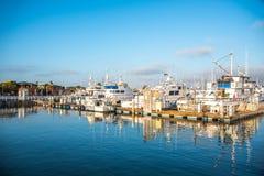 Yachtklubba i San Diego Fotografering för Bildbyråer