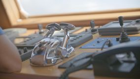 Yachtkontrollbord
