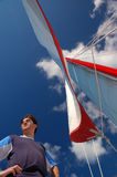 Yachtman (1) Fotografía de archivo