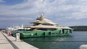 Yachtperi Royaltyfri Fotografi