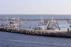Yachtport Royalty-vrije Stock Afbeelding