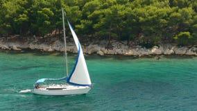Yachtreise Stockbilder
