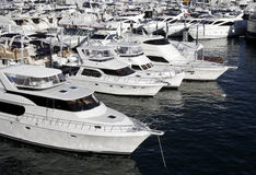 Yachts Royalty Free Stock Photo