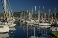 Yachts Images stock