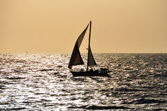 Yachts Royalty Free Stock Images