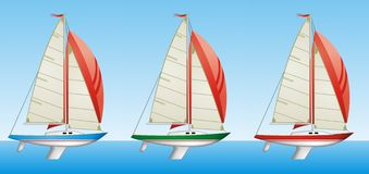 Yachts Stock Photos