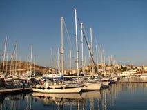 Free Yachts 2 Royalty Free Stock Image - 29381556