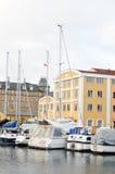 Yachts Royalty Free Stock Photos
