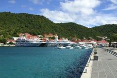 Yachts Image libre de droits