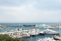 yachts Photo stock