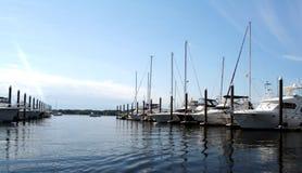 yachts Images libres de droits