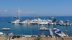yachts Imagem de Stock