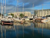 yachts Imagem de Stock Royalty Free