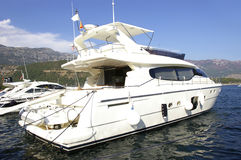 Yachts of Adriatic Royalty Free Stock Photography