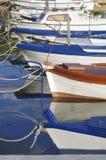 Yachts at berth Royalty Free Stock Photography