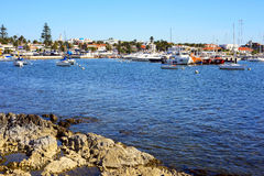 Yachts and boats, Punta del Este Royalty Free Stock Image