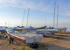 Yachts et bateaux Photographie stock