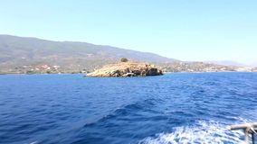 Yachts - Greece Islands stock video