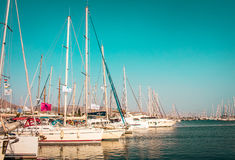 Yachts Stock Images