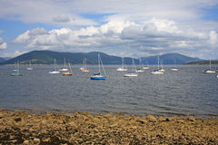 Firth of Clyde Stock Image