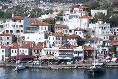 Turkey`s Marmaris Resort Town Stock Photo