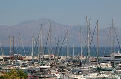 Yachts Royalty Free Stock Photo