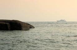 Yachts sail Stock Image