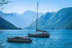 Yachts Stock Image