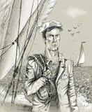 Yachtsman Royalty Free Stock Image