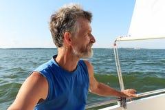 yachtsman Lizenzfreies Stockfoto