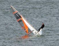 yachtsman lizenzfreie stockfotografie