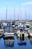 Yact portu widok, Sozopol, Bułgaria Obraz Stock