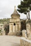Yad Avshalom (grobowiec Absalom) Fotografia Royalty Free