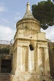 Yad Avshalom (tombe d'Absalom) Images stock