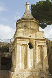 Yad Avshalom (tumba de Absalom) Imagenes de archivo