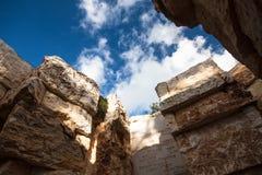 Yad Vashem Community Valley - Israel Royalty Free Stock Photo