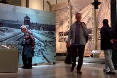 Yad Vashem - het Museum van de Geschiedenis van de Holocaust in Jeruzalem Israël royalty-vrije stock fotografie