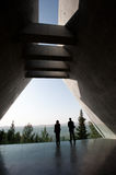 Yad Vashem Holocaust Memorial Museum Stock Images