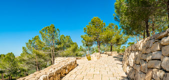 Yad Vashem Memorial Stock Photo