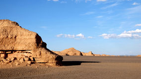Yadan National Geological Park Stock Photo