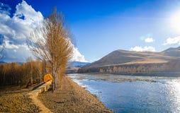 Yading-Landschaft Lizenzfreie Stockfotografie