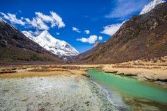 Yading naturreserv Fotografering för Bildbyråer