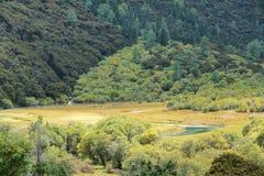 Yading scenery Stock Photo